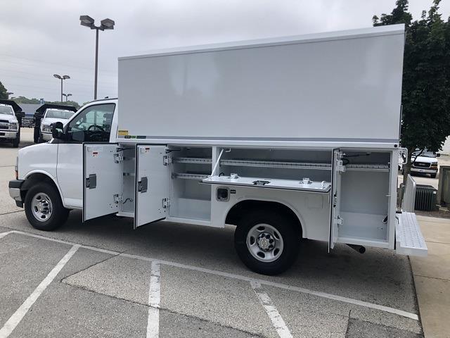 2021 Chevrolet Express 3500 4x2, Reading Aluminum CSV Service Utility Van #211111 - photo 10
