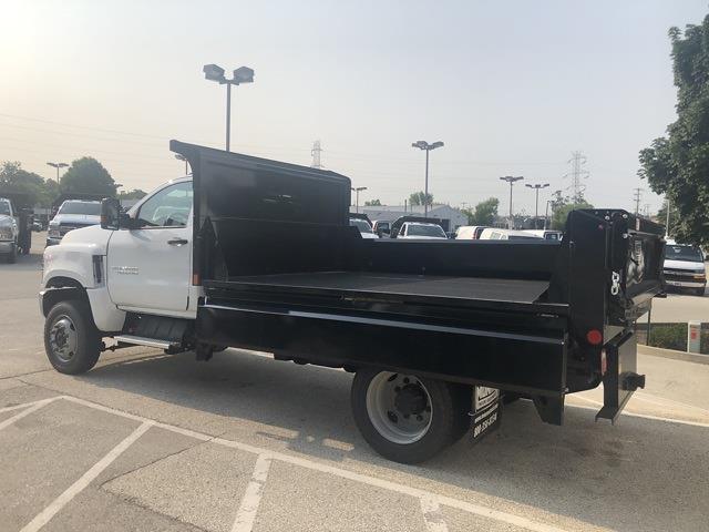2021 Chevrolet Silverado 4500 Regular Cab DRW 4x4, Monroe Dump Body #211121 - photo 1