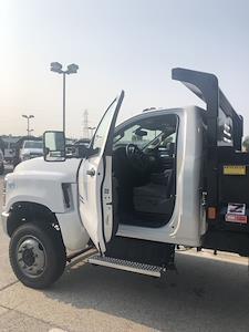 2021 Silverado 4500 Regular Cab DRW 4x4,  Monroe Truck Equipment MTE-Zee Dump Body #211121 - photo 7