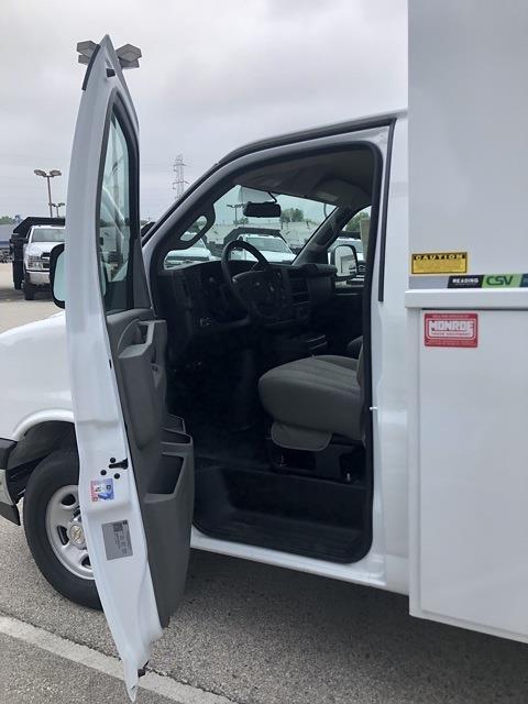 2021 Chevrolet Express 3500 4x2, Reading Aluminum CSV Service Utility Van #211122 - photo 11