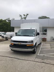 2021 Chevrolet Express 3500 4x2, Reading Aluminum CSV Service Utility Van #211122 - photo 1