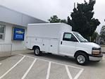 2021 Chevrolet Express 3500 4x2, Reading Aluminum CSV Service Utility Van #211122 - photo 3