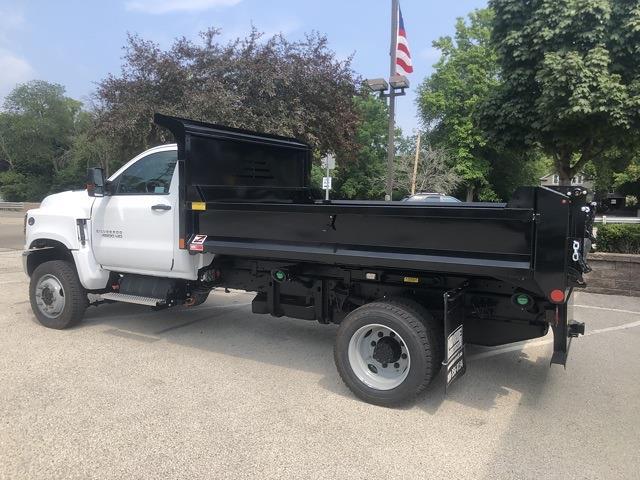 2021 Silverado 4500 Regular Cab DRW 4x4,  Monroe Truck Equipment MTE-Zee Dump Body #211174 - photo 2