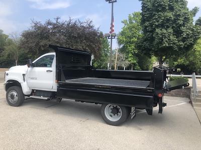 2021 Silverado 4500 Regular Cab DRW 4x4,  Monroe Truck Equipment MTE-Zee Dump Body #211174 - photo 5