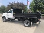 2021 Silverado 4500 Regular Cab DRW 4x4,  Monroe Truck Equipment MTE-Zee Dump Body #211174 - photo 1