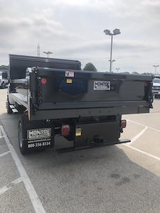 2021 Silverado 4500 Crew Cab DRW 4x4,  Monroe Truck Equipment MTE-Zee Dump Body #211175 - photo 6