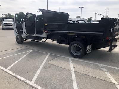 2021 Silverado 4500 Crew Cab DRW 4x4,  Monroe Truck Equipment MTE-Zee Dump Body #211175 - photo 7