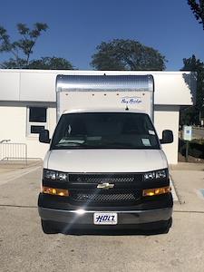2021 Express 3500 4x2,  Bay Bridge Classic Cutaway Van #211180 - photo 3
