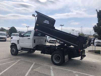 2021 Silverado 4500 Regular Cab DRW 4x4,  Monroe Truck Equipment MTE-Zee Dump Body #211207 - photo 2