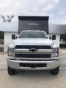 2021 Silverado 4500 Regular Cab DRW 4x4,  Monroe Truck Equipment MTE-Zee Dump Body #211207 - photo 1