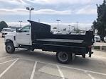 2021 Silverado 4500 Regular Cab DRW 4x4,  Monroe Truck Equipment MTE-Zee Dump Body #211207 - photo 3