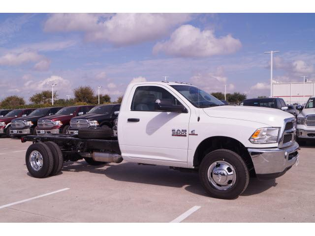 2018 Ram 3500 Regular Cab DRW,  Cab Chassis #18CF0065 - photo 3