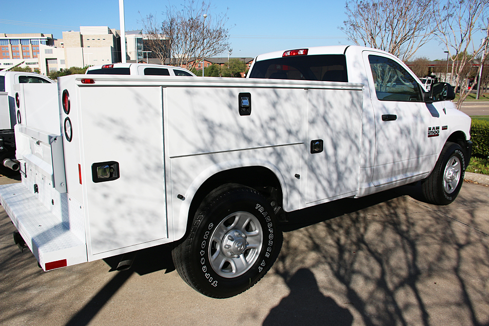 2018 Ram 2500 Regular Cab 4x2,  Knapheide Standard Service Body #18CF1150 - photo 15