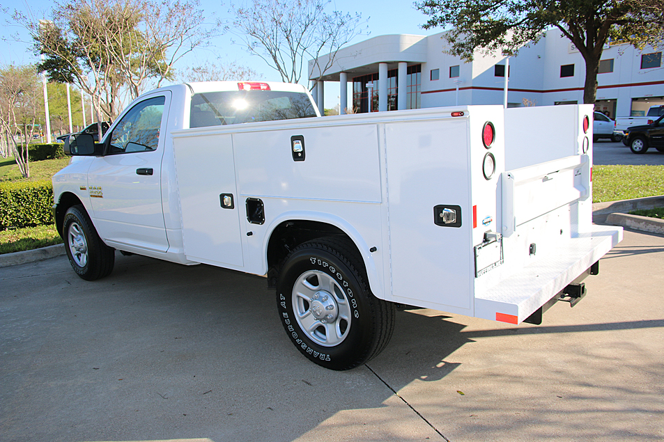 2018 Ram 2500 Regular Cab 4x2,  Knapheide Standard Service Body #18CF1150 - photo 10