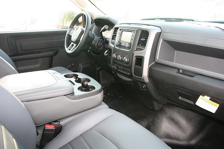 2018 Ram 2500 Regular Cab 4x2,  Knapheide Standard Service Body #18CF1150 - photo 14