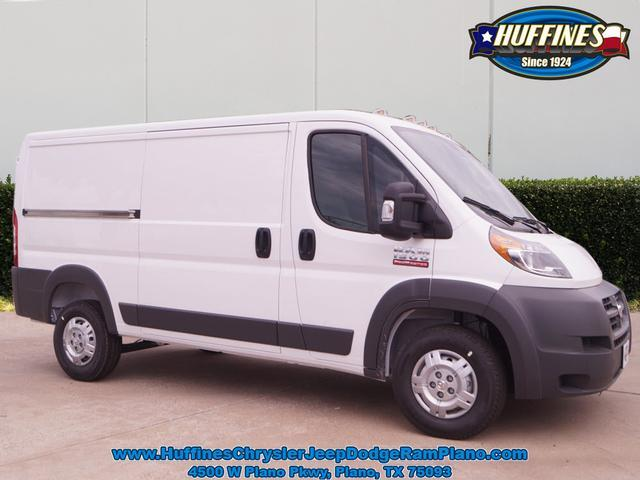 2018 ProMaster 1500 Standard Roof 4x2,  Empty Cargo Van #18PM0186 - photo 1
