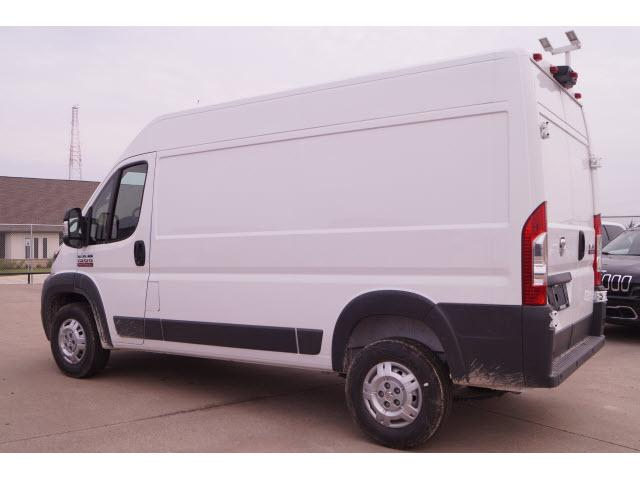2018 ProMaster 1500 High Roof 4x2,  Empty Cargo Van #18PM0202 - photo 3