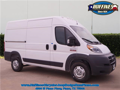 2018 ProMaster 1500 High Roof FWD,  Empty Cargo Van #18PM0204 - photo 1