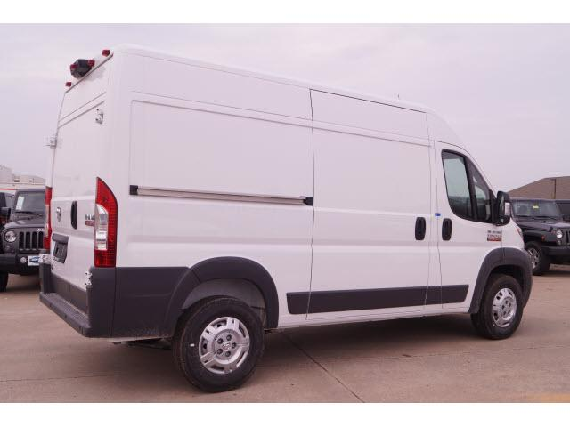 2018 ProMaster 1500 High Roof 4x2,  Empty Cargo Van #18PM0305 - photo 17