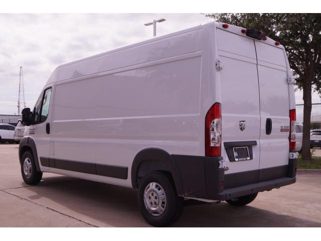 2018 ProMaster 2500 High Roof 4x2,  Empty Cargo Van #18PM0885 - photo 3