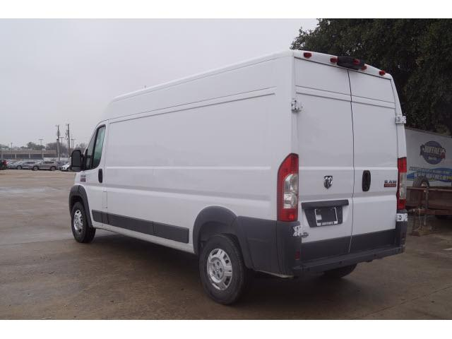 2018 ProMaster 2500 High Roof FWD,  Empty Cargo Van #18PM1180 - photo 3