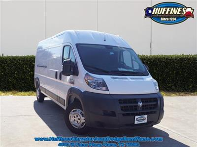 2018 ProMaster 2500 High Roof FWD,  Empty Cargo Van #18PM1278 - photo 1
