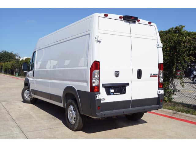 2018 ProMaster 2500 High Roof FWD,  Empty Cargo Van #18PM1302 - photo 3