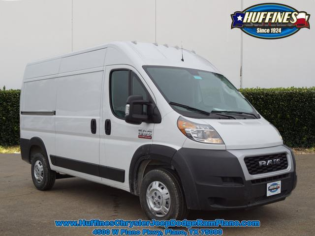 2019 ProMaster 1500 High Roof FWD,  Empty Cargo Van #19PM0354 - photo 1