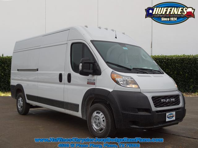 2019 ProMaster 2500 High Roof FWD,  Empty Cargo Van #19PM0541 - photo 1
