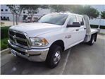 2017 Ram 3500 Crew Cab DRW 4x4, Platform Body #7DT1844 - photo 1