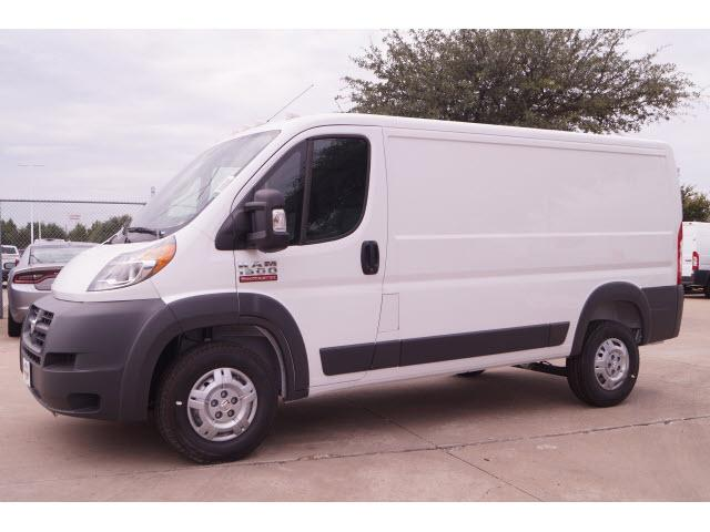 2017 ProMaster 1500 Low Roof 4x2,  Empty Cargo Van #7PM1697 - photo 16