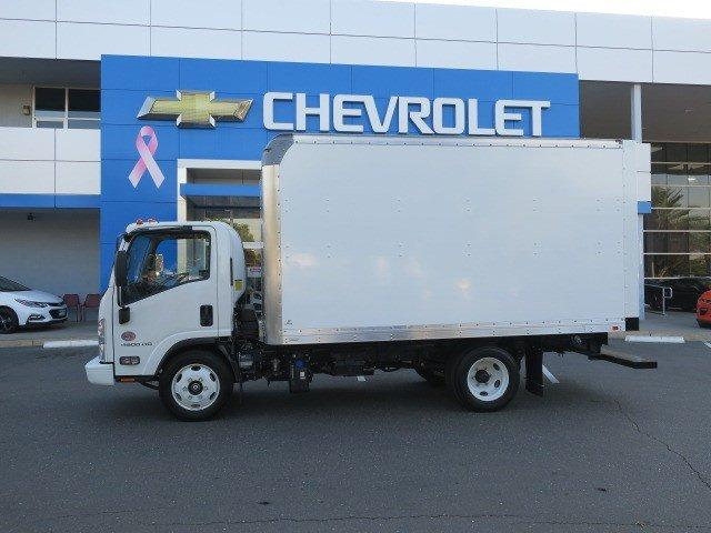 2017 LCF 4500XD Regular Cab 4x2,  Supreme Dry Freight #H1237 - photo 4
