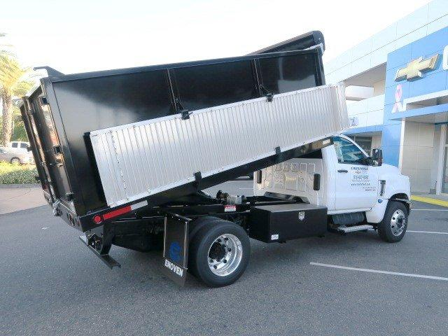 2020 Chevrolet Silverado 5500 Regular Cab DRW 4x2, Enoven Landscape Dump #L0284 - photo 1