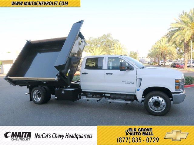 2020 Chevrolet Silverado 4500 Crew Cab DRW 4x2, Rugby Dump Body #L0338 - photo 1