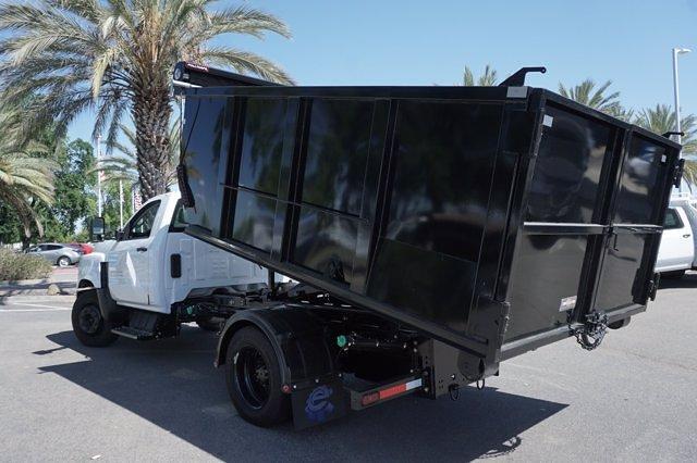 2020 Chevrolet Silverado 6500 Regular Cab DRW 4x2, Switch N Go Drop Box Hooklift Body #L0604 - photo 10