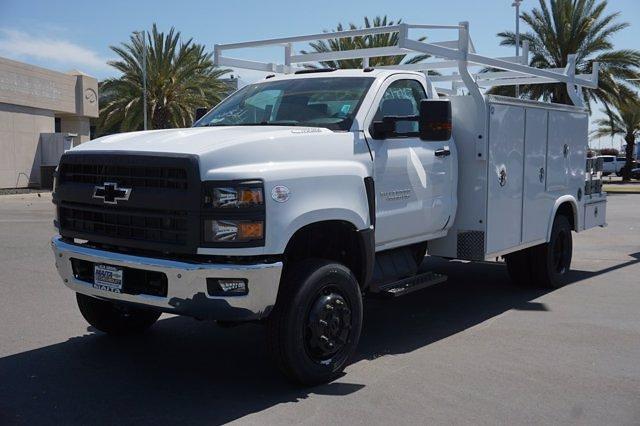 2021 Chevrolet Silverado 4500 Regular Cab DRW 4x4, Royal Truck Body Combo Body #M0244 - photo 3