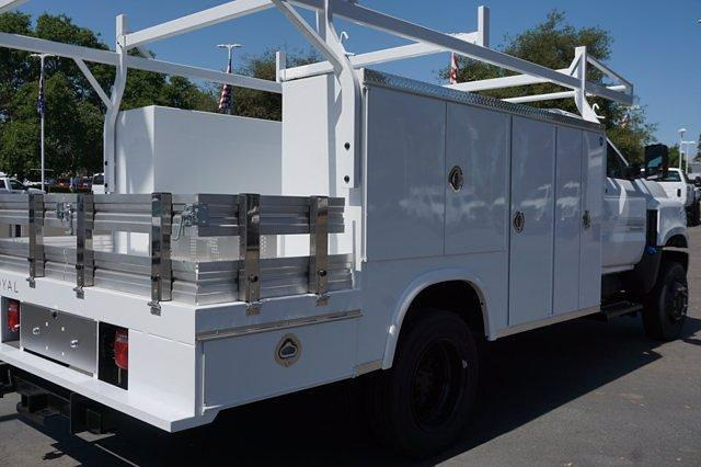2021 Chevrolet Silverado 4500 Regular Cab DRW 4x4, Royal Truck Body Combo Body #M0244 - photo 5