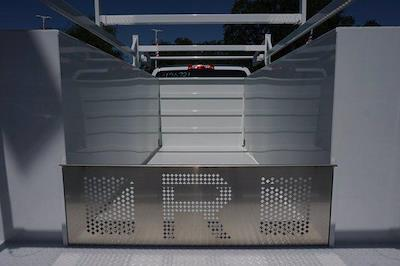 2021 Chevrolet Silverado 4500 Regular Cab DRW 4x4, Royal Truck Body Combo Body #M0244 - photo 9
