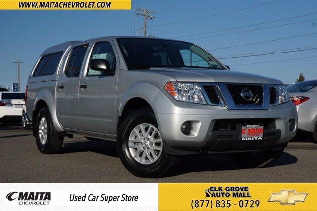2018 Nissan Frontier Crew Cab 4x4, Pickup #T66483 - photo 1