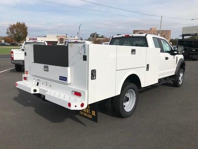 2020 Ford F-450 Super Cab DRW 4x4, Stahl Service Body #TU1533 - photo 1