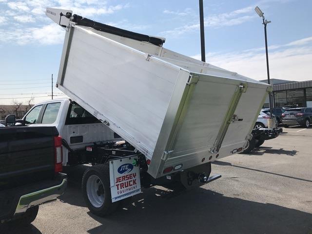 2021 Ford F-550 Crew Cab DRW 4x4, Duramag Landscape Dump #TV1236 - photo 1
