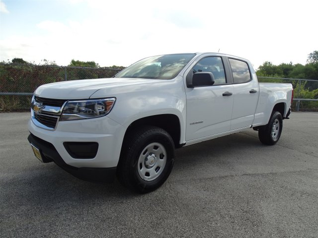 2019 Colorado Crew Cab 4x2,  Pickup #CC19032 - photo 1