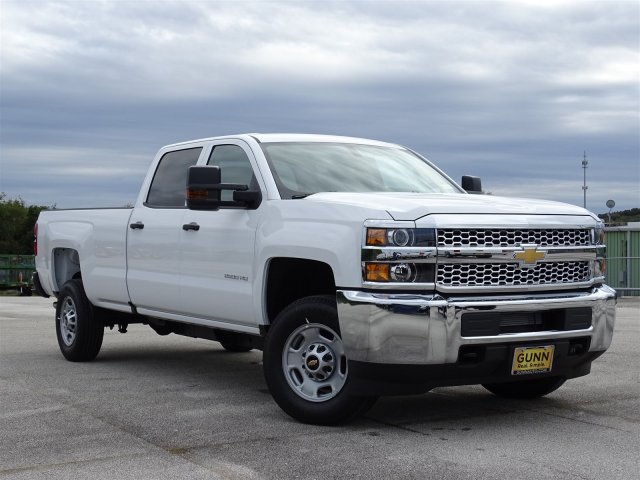 2019 Silverado 2500 Crew Cab 4x2,  Pickup #CC19105 - photo 3