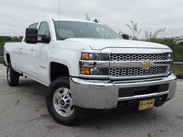2019 Silverado 2500 Crew Cab 4x4,  Pickup #CC19106 - photo 1
