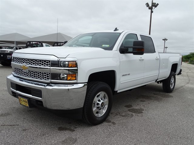 2019 Silverado 2500 Crew Cab 4x4,  Pickup #CC19106 - photo 3