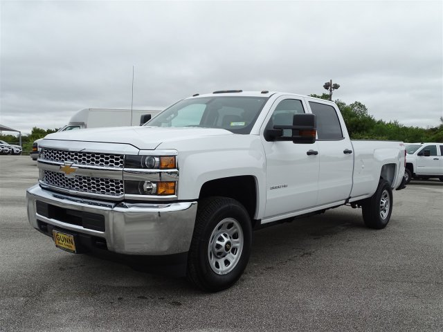 2019 Silverado 3500 Crew Cab 4x4,  Pickup #CC19110 - photo 4