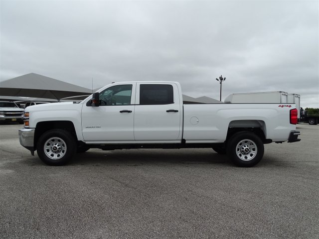 2019 Silverado 3500 Crew Cab 4x4,  Pickup #CC19110 - photo 5