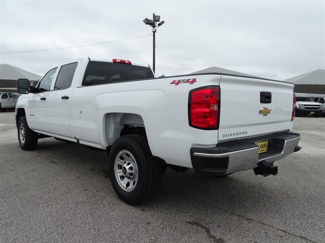 2019 Silverado 3500 Crew Cab 4x4,  Pickup #CC19110 - photo 6