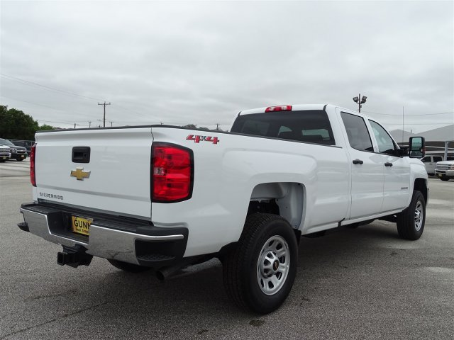 2019 Silverado 3500 Crew Cab 4x4,  Pickup #CC19110 - photo 2
