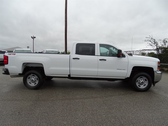 2019 Silverado 2500 Crew Cab 4x4,  Pickup #CC19130 - photo 4